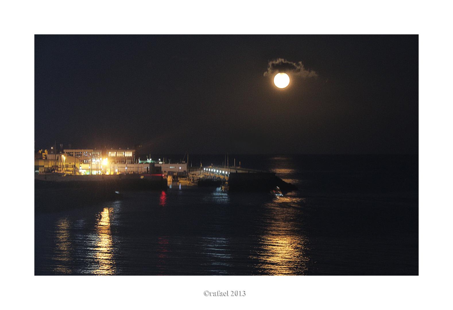 Estrenando luna llena