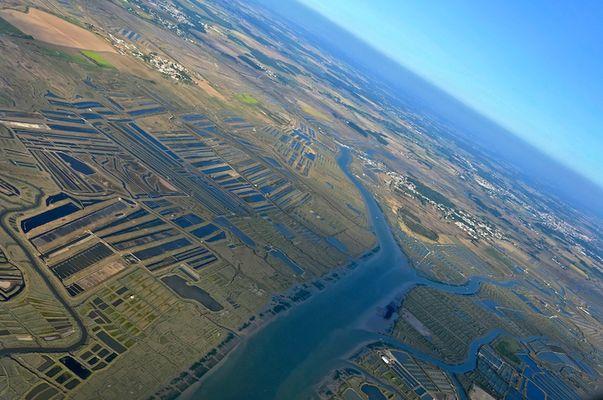 Estuaire de la Charente - Marennes d'Oléron