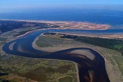 Baies, anses et estuaires