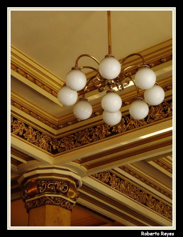 Estucado y Globos Imagen & Foto   arquitectura, motivos Fotos de ...