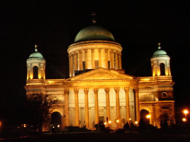 Esztergom a Bazilika