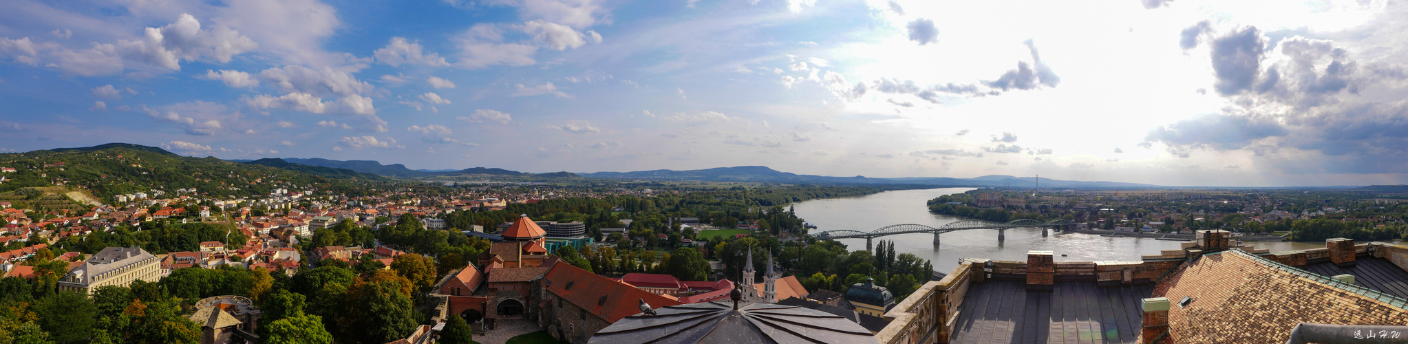 Esztergom,Hungary