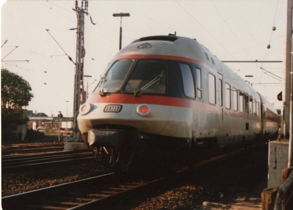 ET 403 Richtung Bremen