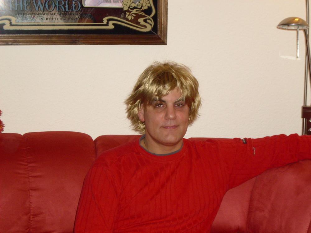 E.T. mit blonden Haaren :)