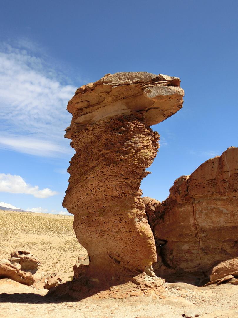 E.T. ou sonar de pierre ?