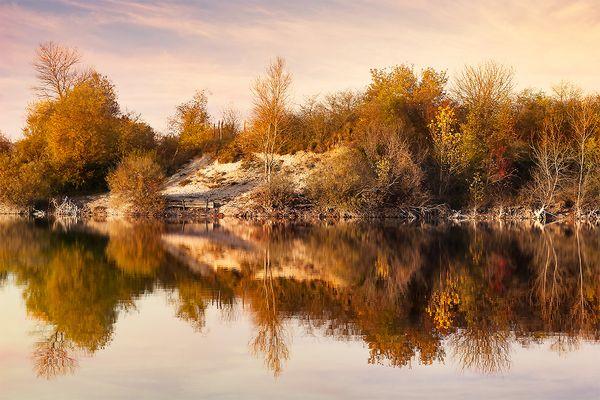 étang de Varezieu