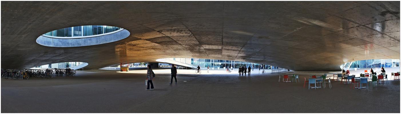 "ETH-Lausanne, Bibliothek ""Rolex"""