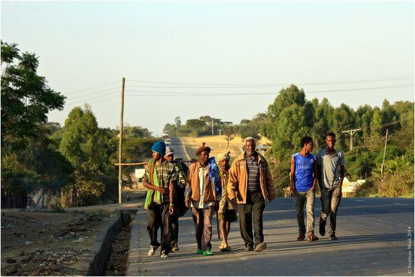 Ethiopian Streets