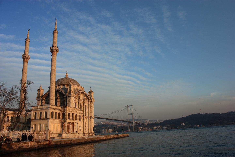 Etienne GABOREAU    Istanbul, Turquie