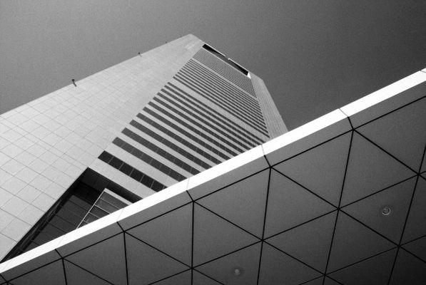 Etisalat Towers (2) - Dubai