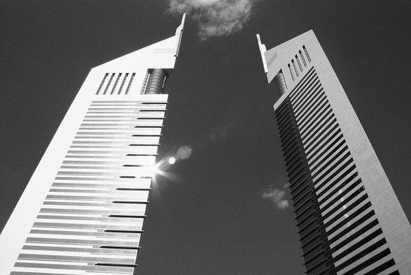 Etisalat Towers - Dubai