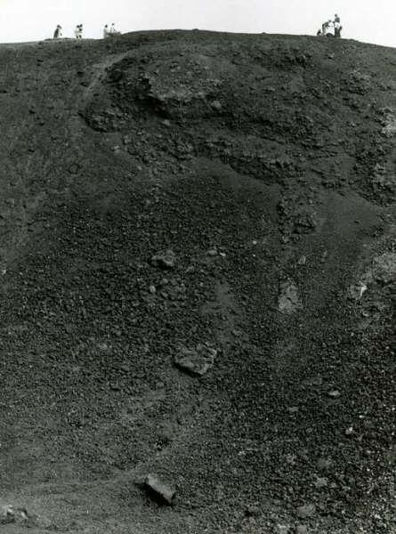 Etna. Cratere Silvestre.