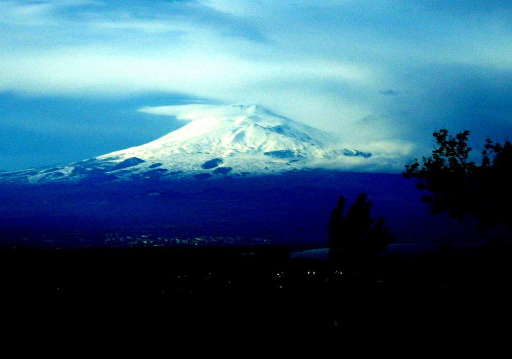 Etna D'Inverno