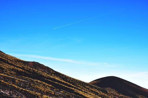 Etna:visioni spettacolari da serra delle concazze.