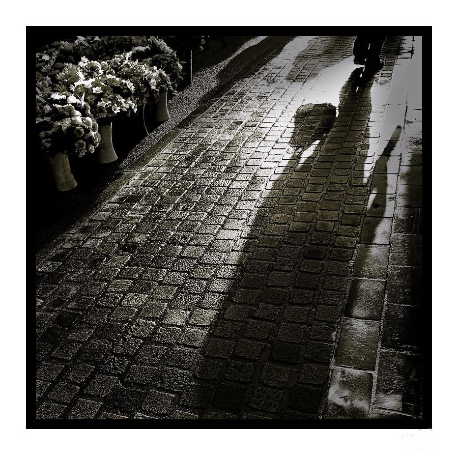 Etre l'ombre de ton ombre!