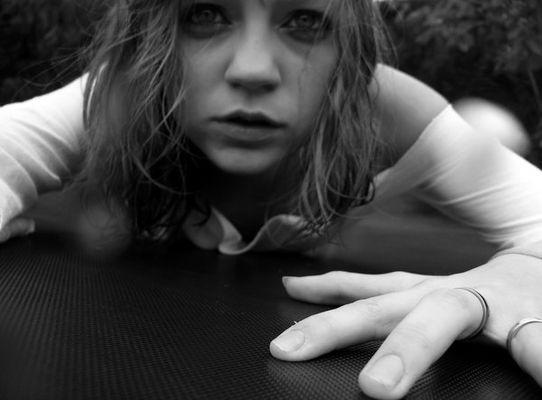 Etre une fille aujourd'hui c'est se battre, s'accrocher pour avancer...