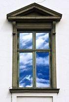 Ett fönster i Köpenhamn ... (oder eben København)