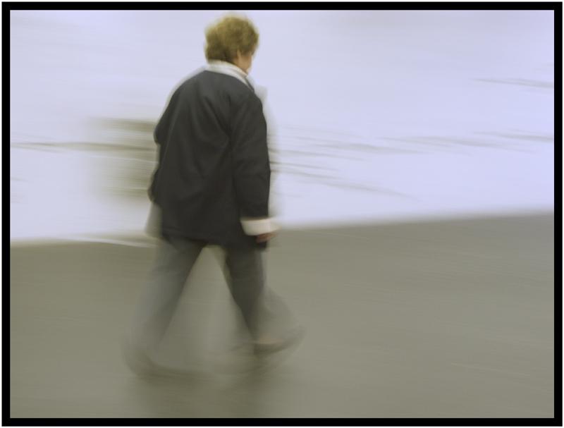 Etude de la locomotion humaine dans des conditions proches d'une situation réelle -001
