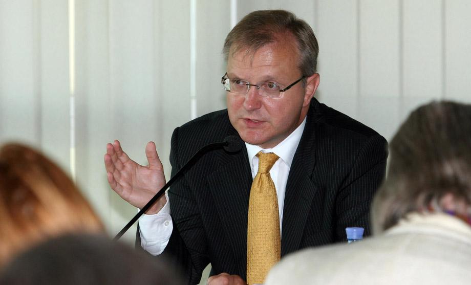 EU Kommisar Rehn