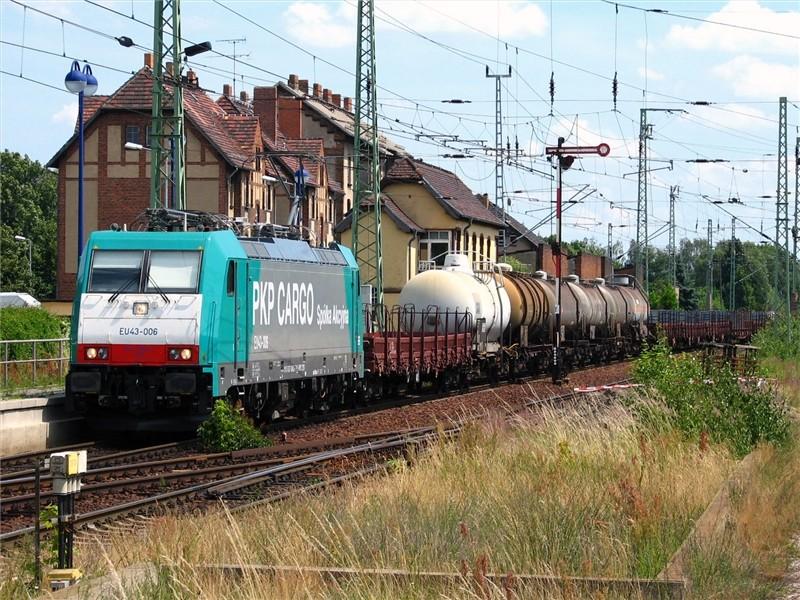 EU43-006 in Lübbenau