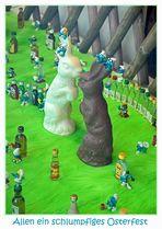 Euch allen ein schlumpfiges Osterfest