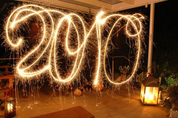 Euch allen ein wunderschönes neues Jahr!