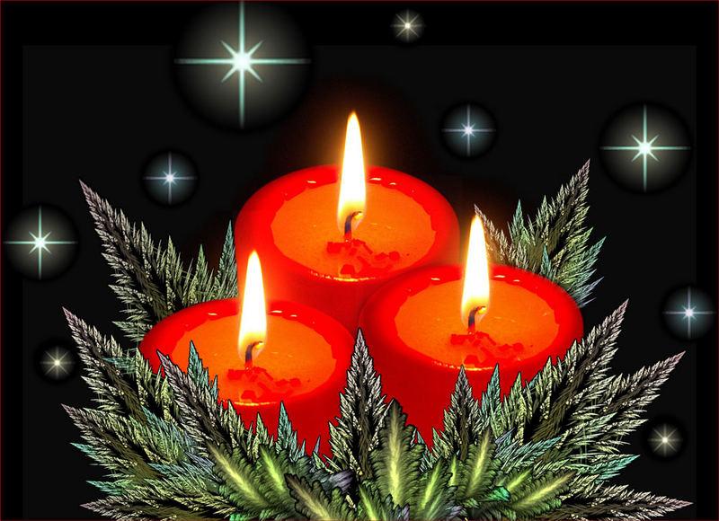 Euch allen einen stressfreien 3. Advent!