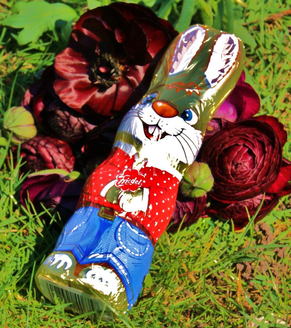 Euch allen Frohe Ostern !!