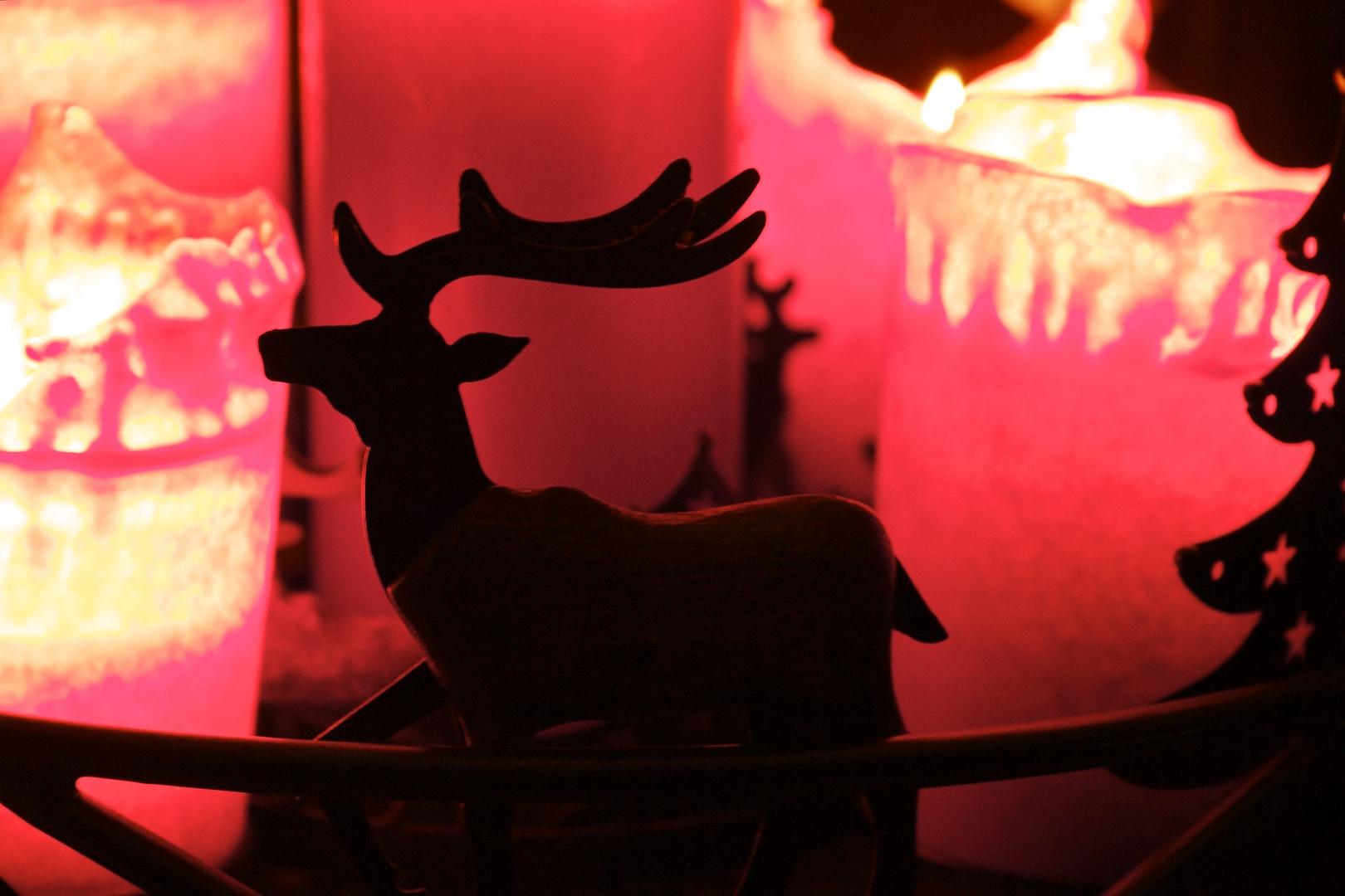 Euch allen schöne Weihnachten!!