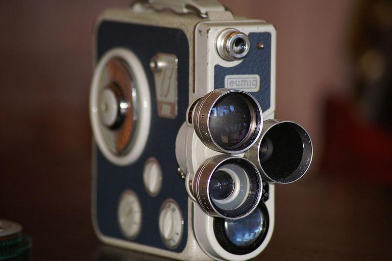Eumig C3 M Filmkamera
