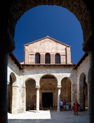 Euphrasius-Basilika Porec