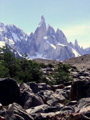 """eure majestät """"cerro torre"""""""