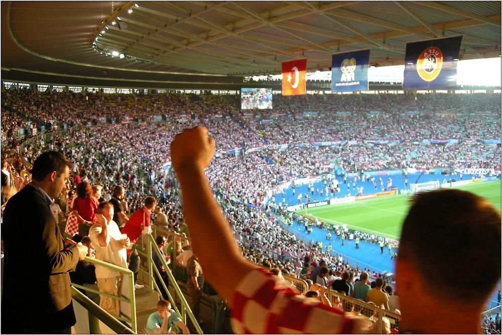 Euro 08 - Kroatien - Türkei