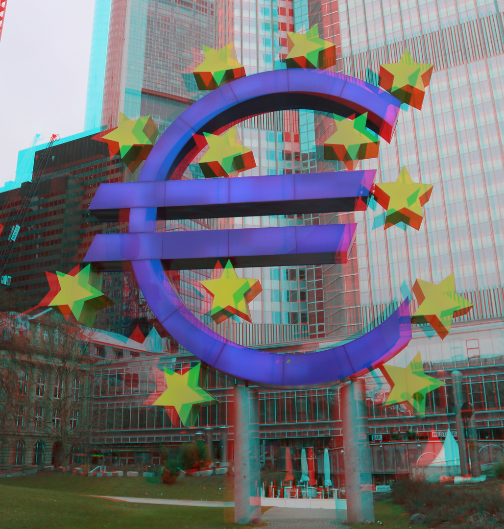 EURO 3D (an der EZB in Frankfurt)