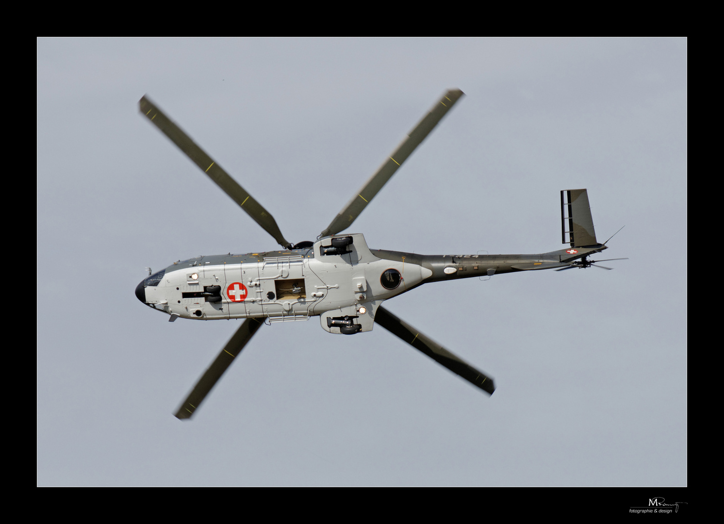 Eurocopter As 332 M1 Super Puma