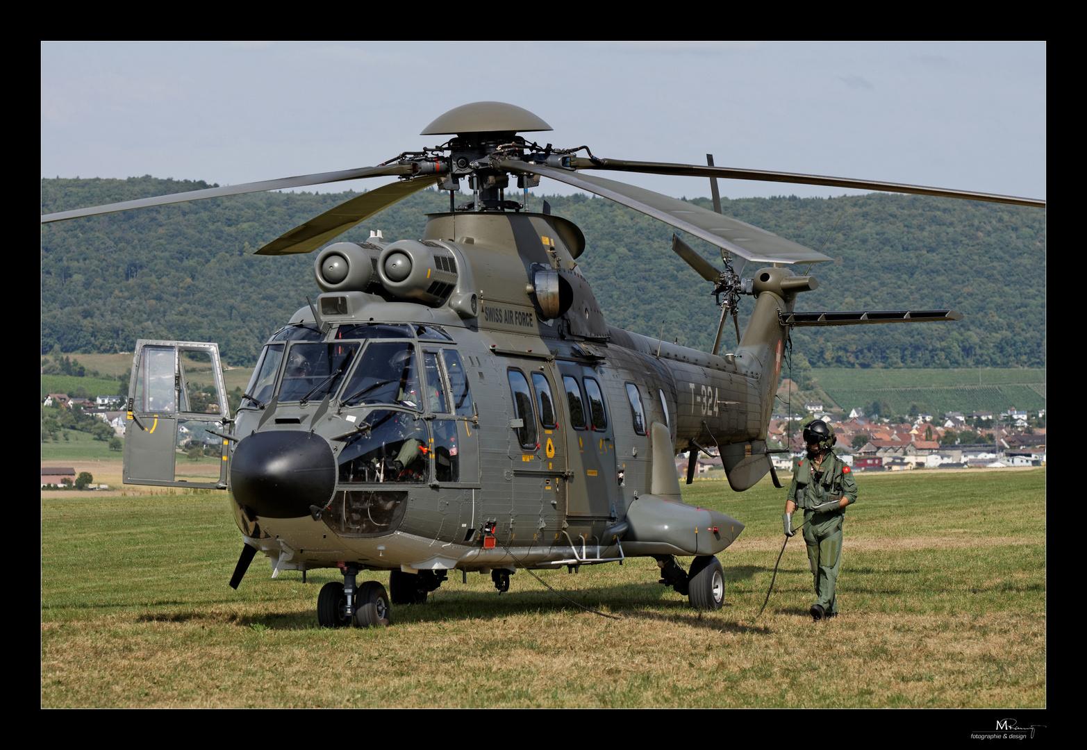 Eurocopter As 332 M1 Super Puma / T-324
