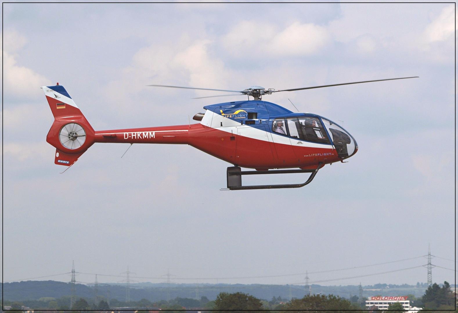 Eurocopter EC-120B Colibri.....