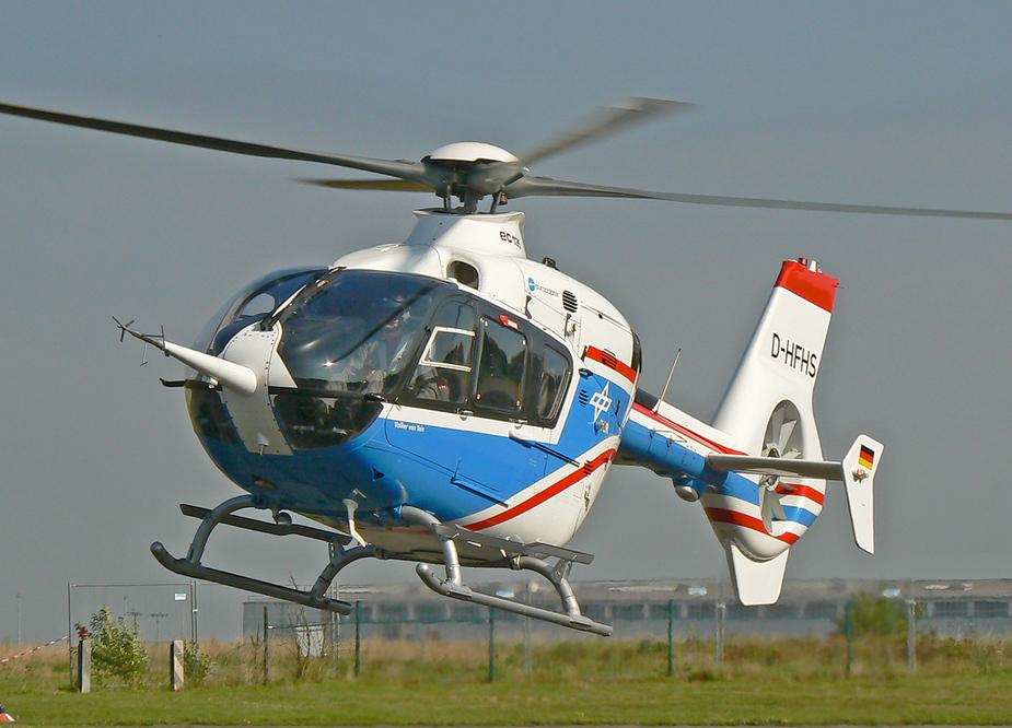 Eurocopter EC-135 der DLR