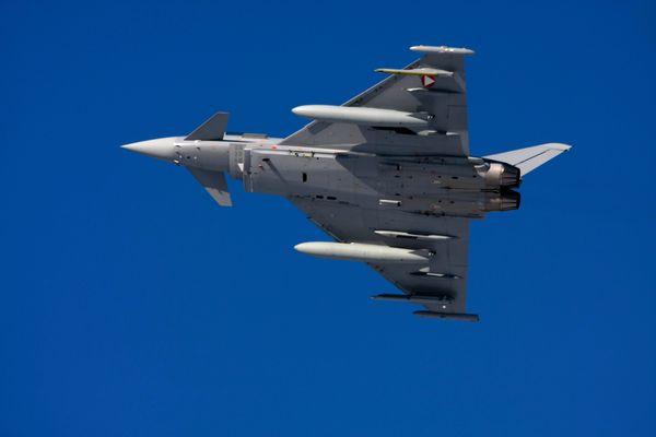 Eurofighter des Österreichischen Bundesheers