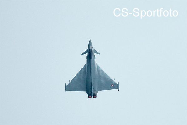 Eurofighter Solo Display, 50 Jahre JG 74
