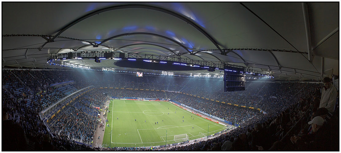 Europa League Panorama ~ HSV