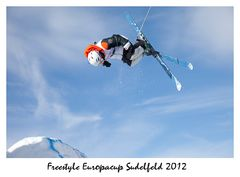 Europacup Freestyle Sudelfeld 2012 Nr. 2