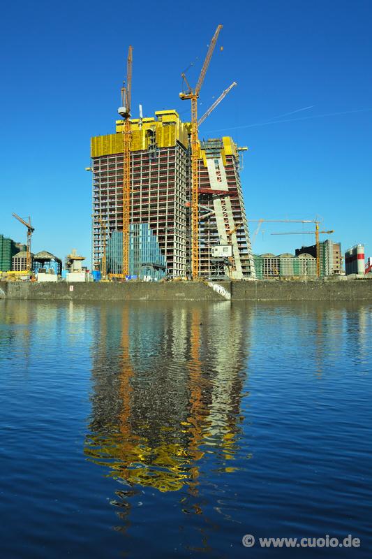 Europäische Zentralbank - Baustelle 1