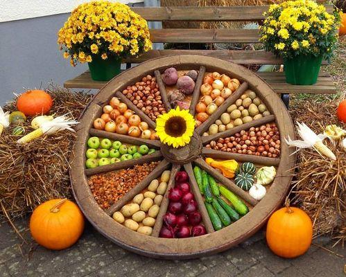 Europäischer Bauernmarkt in Hefersweiler / Pfalz