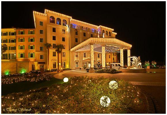 Europapark Hotel Colosso