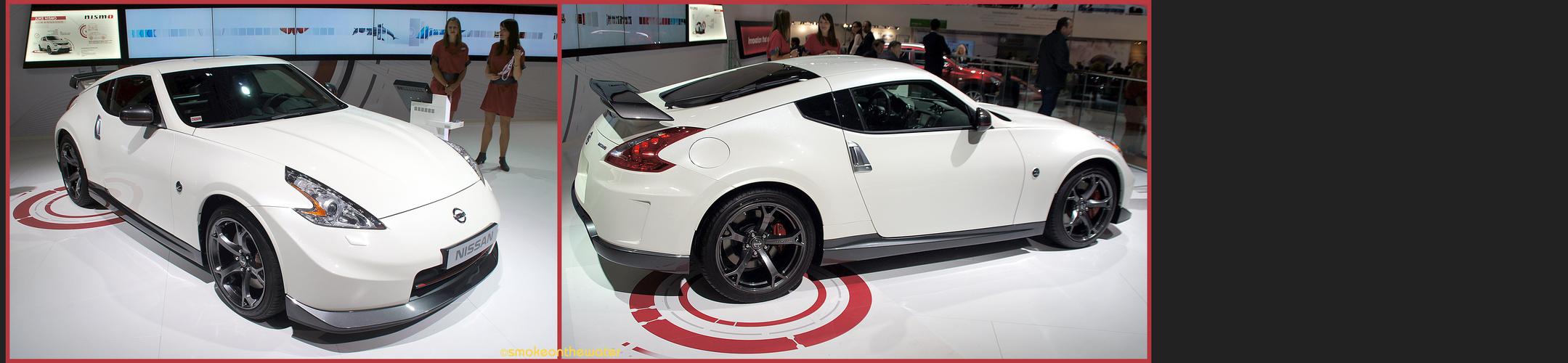 Europapremiere: Nissan 370Z Nismo Z24 09