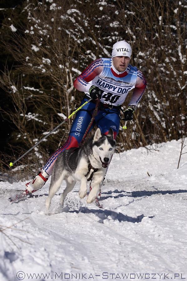 European Championships in Haidmuehle, Bayern