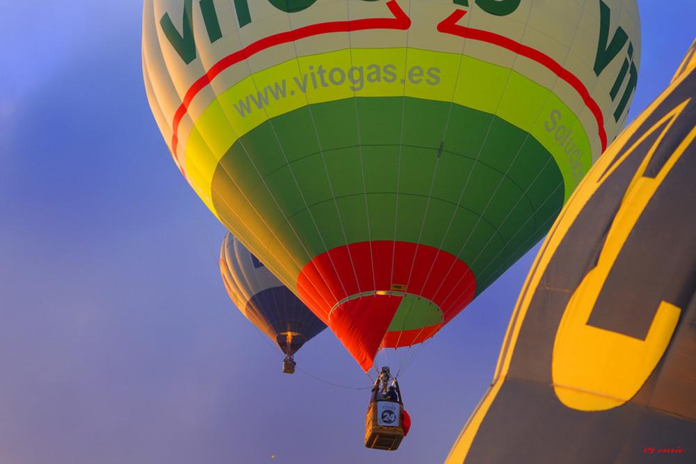 European Festival Balloons 1