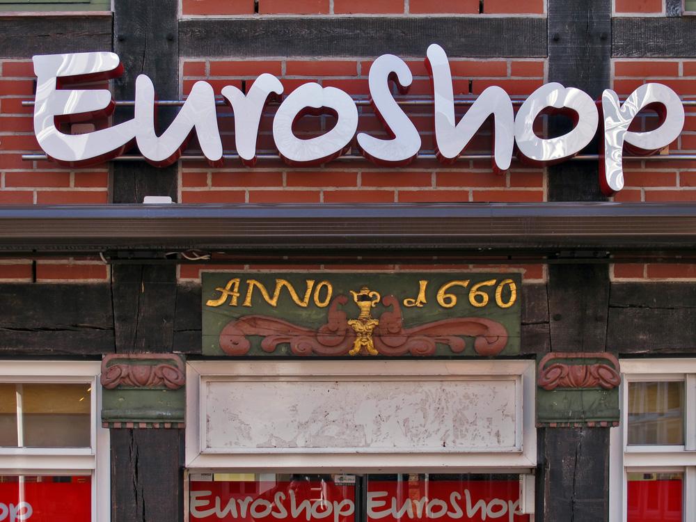 EuroShop ANNO 1660....
