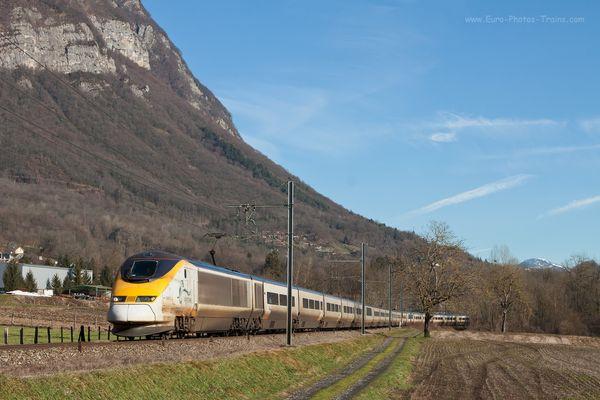 Eurostar des neiges